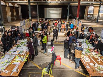 Neugasse Participatory Planning Workshop Hosoya Schaefer Architects